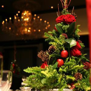 氷川会館 クリスマスディナー