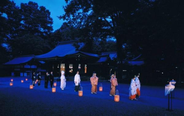 9月12日(土) かぐや挙式体験会
