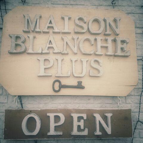 出店者紹介⑯ MAISON  BLANCHE+